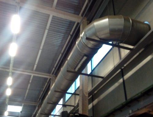 Proyecto ejecutivo para la instalación de un nuevo climatizador en IKEA