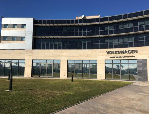 Auditoría energética de las oficinas de VOLKSWAGEN GROUP ESPAÑA DISTRIBUCIÓN
