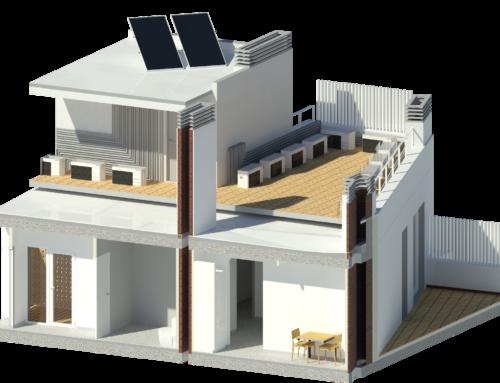 Proyecto ejecutivo de las instalaciones para edificio de 24 viviendas en Badalona