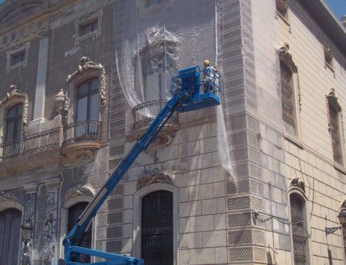 Proyecto en la Delegación del Gobierno en Cataluña