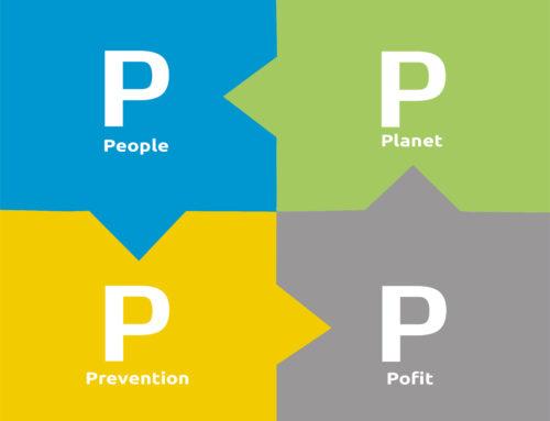 PACI Global evalúa sus fortalezas y debilidades ante el reto de ser sostenibles y saludables mediante el modelo 4P de MIESES Global.